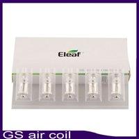 luft elektronische zigarette großhandel-GS-Air Spulenkopf 1.5ohm Special Für GS Air Zerstäuber GS Luftspule Elektronische Zigarette 0266111