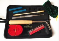 herramientas de valor al por mayor-Rotary Palace Piano Tuning Tool Value - Juego de herramientas de 8 piezas