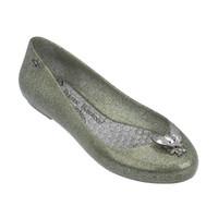 женские сандалии женские бренды оптовых-Горячая распродажа-Melissa Space Love 2019 женщин плоские сандалии бренда Melissa обувь для женщин желе сандалии женские желе обувь