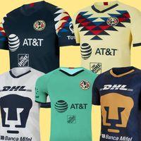 tiger-fußball-trikots großhandel-2019 Club America A18 CAMPEON Liga MX Fußball Trikots Chivas de Guadalajara Cruz Azul Fußballjerseys Xolos de Tijuana tigres Adult Shirts