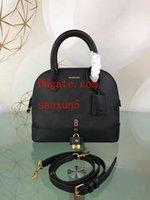 cımbız kadın toptan satış-Kadın crossbody çanta bayan Çanta Taşınabilir Çok amaçlı Cımbız Üçgen Hakiki Deri Kılıf Hangbag Kabuk çanta cüzdan Ana kesesi-42