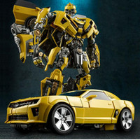 Transformers alloy version of Bumblebee Toys