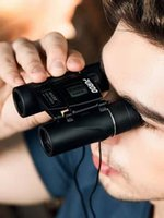 Wholesale high powered binoculars for sale - Group buy KEEP ENERGY Mini binoculars high power HD night vision portable outdoor glasses for adults and children