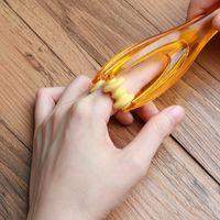 ferramentas de massagem plástica venda por atacado-Massajador de dedo de massagem de mão de rolo Articulações de dedo Túnel carpal de CMHF relaxante, Massagem de massagem de beleza de plástico, Typist recomendar produtos
