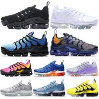 online store 6fa4c 58286 Nike Air Vapormax TN Plus 2019 Olympic TN Plus Laufschuhe Herren Damen  STRING Work Blue Zebra Hummel Fades Blue Betrue Sport Sneakers 36-45