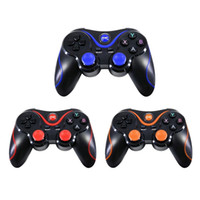 Wholesale ps3 android for sale - Group buy Gamepad For Android Wireless Bluetooth Game Console For Apple Dualshock Vibration Joystick For PS3 Game Controller