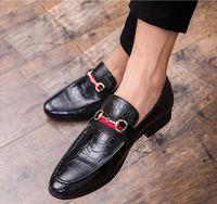 кожаные мужские туфли ручной работы оптовых-2019 мода мужская повседневная мокасины кожаные слипоны туфли ручной работы для некурящих тапочки мужские квартиры свадебные туфли
