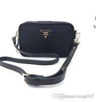 Wholesale bags brand w for sale - Group buy top p hot brand waterproof Women Letter Messenger Bag Shoulder Women fashion disassembly bag fashion leather shoulder bag cross body w