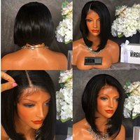 0a0e26c68 Wholesale drop shipping wigs resale online - Free Drop Shipping Human Hair  Lace Front Wig Brazilian