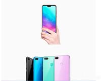huawei honor dual sim оптовых-2019 Последний 5.84 дюймовый Huawei honor 9i Оригинальный телефон Android Octa Core EMUI 8.0 Dual Sim Разблокировка смартфона 4 ГБ RAM 64 ГБ ROM Android 8.0 Cell