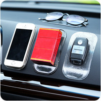 Supporto all ingrosso del telefono mobile di design di lusso SUPPORTO DA  AUTO portacellulare staffa adesivi auto decorazione auto silicone