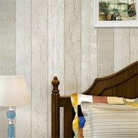 moderner tapetenverkauf groihandel-Europäische Tapete Vintage Tapete entfernbare Tapete 3d Wandtapete moderne Streifen Tapete zum Verkauf