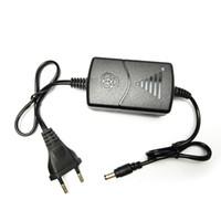 dvr cctv câmera levou venda por atacado-12 V 2A Comutação de Alimentação Conversor Adaptador Para LED Strip CCTV Câmera de Segurança DVR EUA ou UE Plug
