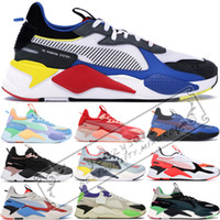 Wholesale volleyball toys for sale - Group buy 2019 High Quality RS X Toys Reinvention Bumblebee Optimus Prime Running Shoes New Men Women Fashion Trainer Casual Sneakers