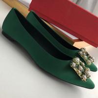 chicas de seda sexy lady al por mayor-El diseñador de la marca de boda zapatos de novia de las mujeres damas chica regalo de san valentín nueva moda sexy vestido de seda zapatos de tacón alto bombas mujeres
