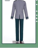 Wholesale Japanese Anime My Hero Academia Cosplay Boku no Hero Academia OCHACO URARAKA Costume or Midoriya Izuku costume student uniform