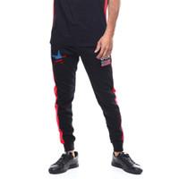 hose hose bild großhandel-Star image Men's Splicing Bedruckter Overall Lässige Tasche Sport Work pantalones hombre Lässige Hose mens cargo pants 2019