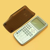 calculadora gráfica al por mayor-Calculadora portátil de mano HP 95 Nueva pantalla científica de 39 gs. Del estudiante Calculadora multifuncional portátil Gráficos originales T8190621