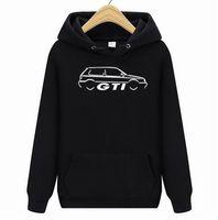 mk одежда оптовых-2019 Hot GOLFS GTI  3 Hoodies for Women/Men Fashion Hooded Sweatshirt Hoodies Casual Streetwear Clothes