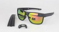 Wholesale multicolor girl sunglasses resale online - Crossrange Cycling Eyewear Glasses Best Men Sport Sunglasses Multicolor TR90 Frames Mountain Bike Goggles outdoor glasses