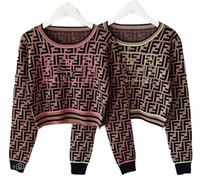 t couvre achat en gros de-pulls femme tricots couverts 2019 printemps été t-shirts à manches longues t-shirt Designer