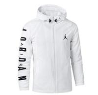 casacos europeus para homens venda por atacado-Europeus e Americanos Moda Masculina jaqueta fina Sports Leather MQD82-939969 preto e branco S-3XL