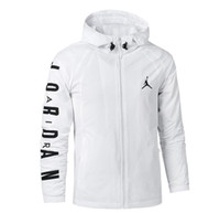 ingrosso giacche europee per gli uomini-Giacca moda europea ed americana Sottile pelle sportiva da uomo MQD82-939969 Bianco e nero S-3XL