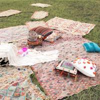 laine de tapisserie achat en gros de-Pakistan Serious Wash Nation Wind Weave Collection Kilim Wool Tapis Tapisserie Tapis de sol