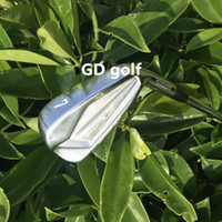 Wholesale New golf clubs JPX golf irons P G set with Project X6 steel shafts