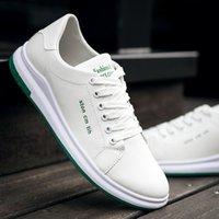 marka tuval dantel ayakkabıları toptan satış-Rahat Ayakkabılar Erkek Kanvas Ayakkabılar Nefes tenis masculino adulto Dantel-up Rahat Marka Adam Eğlence Yassı