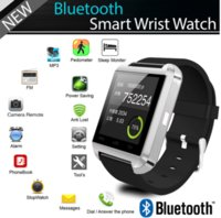 Wholesale android watch phone s8 for sale – best Bluetooth U8 Smartwatch Wrist Watches Touch Screen For iPhone Samsung S8 Android Phone Sleeping Monitor Smart Watch With Retail Package