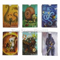 jogos de cartas de memória venda por atacado-DIXIT Cards Cartas de Jogo DIXIT Party Board Game Jogo de Tarot básico / origem / odisseia / devaneios / memórias / viagem