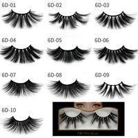 1 Pair Sell Thick Black Stalk Eyelashes Korea Natural