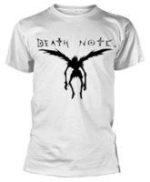 ingrosso nota di morte nera-Death Note 'Ryuk Shadow' (Bianco) T-Shirt - NUOVO UFFICIALE Uomo Donna Unisex Fashion tshirt Spedizione gratuita Funny Cool Top Tee Nero