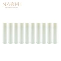 mantar yağı toptan satış-NAOMI Flüt Obua Klarnet Saksafon Için 10 adet Tüpler Cork Gres Reed Aletleri