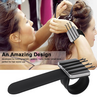 Magnetic Pin Hair Clips Wrist Strap Pins Wristband Holder Hairstyling Tools Accessories For Salon Use