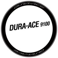 Wholesale cycling stickers resale online - Two Wheel Set Stickers for DURA ACE DA R9100 C24 C40 C60 for Road Bike Carbon Wheel Race Cycling Bicycle Sticker Decals