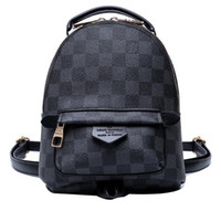 Wholesale classic bag hot sell resale online - Beautiful Promotion Hot sell small Backpack Bag Classic Fashion bags Duffel Bags Unisex Shoulder Handbag