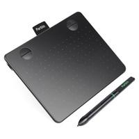 tabletas de nueva llegada al por mayor-Montón de tabletas digitales Nueva llegada Parblo A640 6 * 4 pulgadas Área activa grande Firma profesional Tableta gráfica USB 8192 Batería de presión -...
