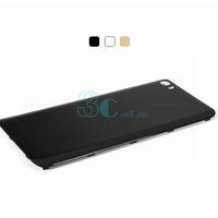 1a69dba20151 Xiaomi Mi 5 Housing Door Back Battery Cover PC Plastic Rear Panel Cover Mi5 Replacement  Repair Spare Parts Gold Black