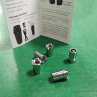 eleaf basic großhandel-Auf Verkauf Yocan UNI Yocan Handy Adapter Magnetringe Adapter Magnetverbinder für Yocan UNI Handy Box Mod Batterie