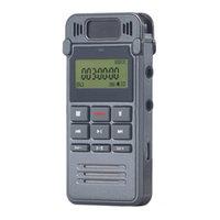 ingrosso lettore audio digitale usb-A-B Conferenze di ripetizione USB Ricarica audio Audio Dittafono Noise Cancelling 8GB Digital Voice Recorder Microfono Lettore MP3