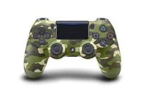 ingrosso ps4 libero-PS4 Controller di gioco wireless ps4 controller di gioco wireless bluetooth joystick gamepad PlayStation 4 joypad per videogiochi gratuito