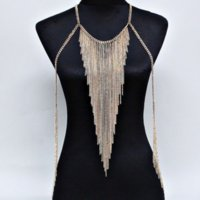 Wholesale belly chains united states for sale - Group buy Exquisite Sexy Necklace Europe and The United States Foreign Trade Explosion Body Chain Belly Body Chain Bikini Waist Chain