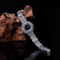 thailändische waren großhandel-Retro Silberwaren thailändisches Silber Großhandel S925 Sterling Schmuck Damen feine Uhr Armband
