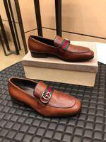 iş noktaları toptan satış-En lüks 2019 Yeni Moda Erkekler Örgün Mariage Düğün Ayakkabı Yüksek Kalite Sivri Burun Iş Ayakkabıları Erkekler Loafer'lar Oxford Ayakkabı