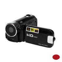 kullanılan kamera toptan satış-EastVita HD 1080 P 12MP 2.4 inç TFT LCD HD 1080 P 16X Dijital Zoom Kamera Video DV Kamera Ev Kullanımı Dijital Kamera