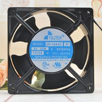 Wholesale fan 230v for sale - Group buy Fuyou UF cm V w UF A23 H motor cabinet refrigerator fan
