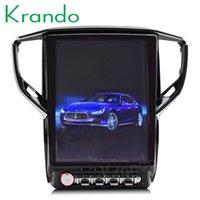 автомобильная видеосистема gps оптовых-Krando Android 6.0 12.1