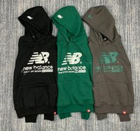 Wholesale novelties products for sale - Group buy Men s designer new products lead the fashion trend autumn and winter men s brand explosion models thick hooded sweater Christmas gift